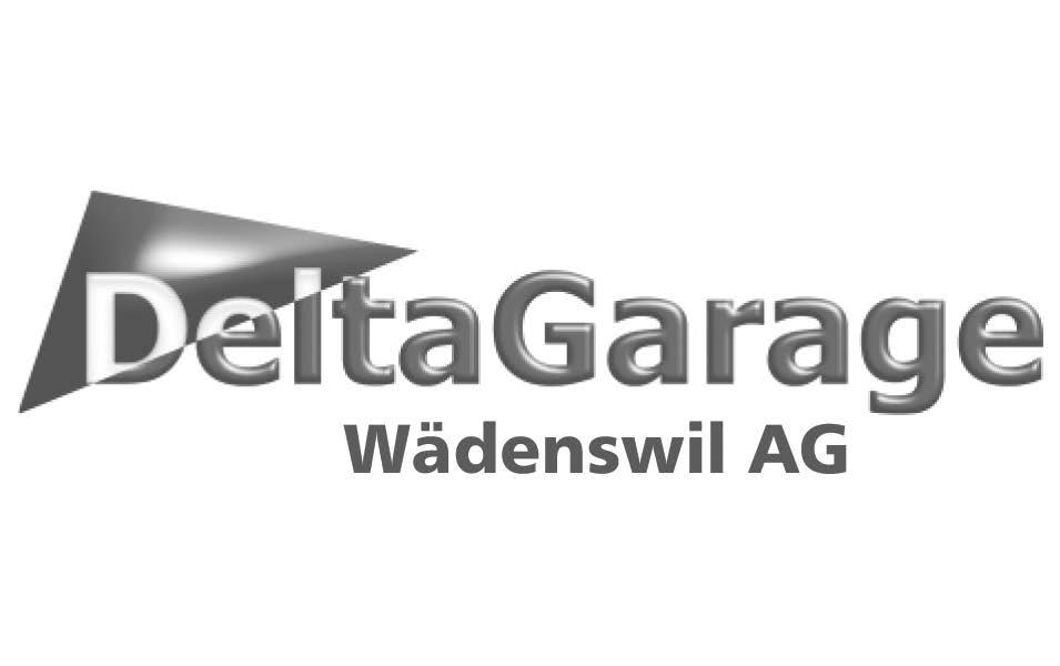 Logo Delta-Garage Waedenswil AG